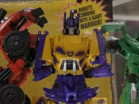 Transformers News: SDCC 2012 Coverage: Transformers Generations: Fall of Cybertron G2 Bruticus Gallery
