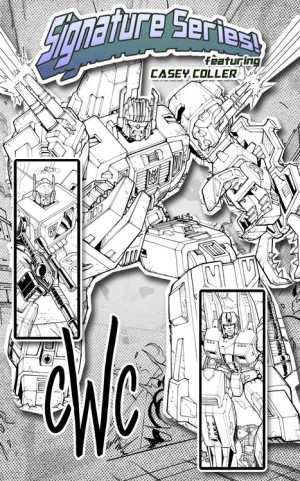 Transformers News: Transformers: Legends Mobile Device Game - Casey Coller Signature Series Episode Details