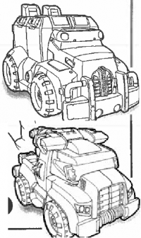 First Looks At Transformers Rescue Bots Hoist The Tow Bot