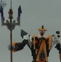 Transformers News: Extensive Gallery of HFTD Deluxe Terradive