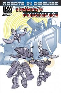 Transformers News: IDW September 2013 Transformers Solicitations