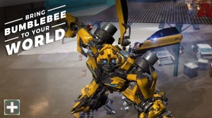 Transformers News: Paramount Launches its First AR Experience With Content from Transformers: The Last Knight