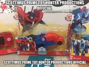 Transformers News: Robots In Disguise Combiner Force 1-Step Changers Wave One Spotted at US Retail