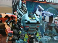 Transformers News: New Power Core Combiners Gallery from Botcon