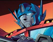 Preview for IDW Optimus Prime 7