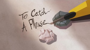 Transformers: Robots In Disguise Video Shorts: To Catch a Phrase, Sticky Situation