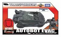 Transformers The Ride Evac Toy Prototype