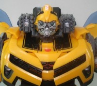 Transformers News: Toy Gallery of Transformers Movie Battle Ops Bumblebee