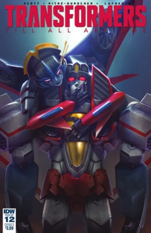 Full Preview for IDW Transformers: Till All Are One #12 [Final Issue]