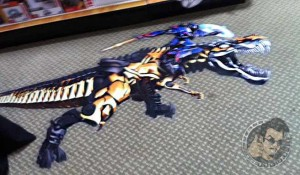 Transformers News: Transformers: Age of Extinction Superbowl Trailer to Feature Grimlock?