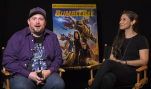 Seibertron's Jon Bailey Interviews Bumblebee Movie Writer Christina Hodson
