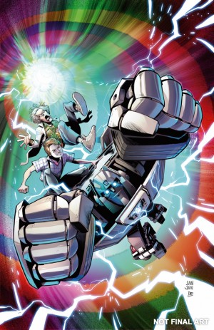 IDW Transformers Comics Solicitations For January 2021