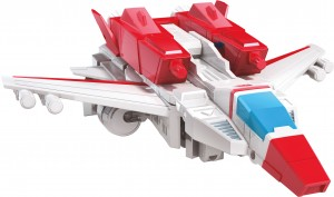 Transformers Cyberverse Warrior Class Jetfire Video Review