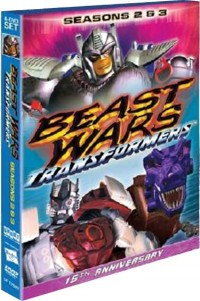 Shout! Factory to Release Beast Wars Seasons 2 & 3 Together
