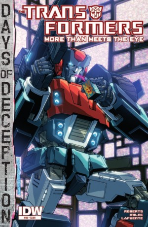 Transformers News: IDW Transformers: More Than Meets the Eye #36 Full Preview