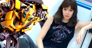 Transformers News: Hailee Steinfeld Talks More On Bumblebee: The Movie