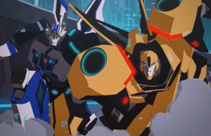 Transformers: Robots In Disguise - First Official Trailer