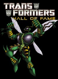 Transformers News: Transformers Collector's Club And Hall of Fame Contest: Waspinator's Acceptance Speech