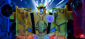 Transformers: Robots In Disguise New Stop Motion Video: Teamwork With Combiner Force