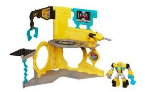 Transformers: Rescue Bots Bumblebee Rescue Repair Station