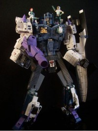 Transformers News: Featured eBay Auction: TRANSFORMERS GI JOE CUSTOM OVERLORD