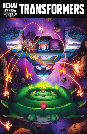 IDW The Transformers #43 Review