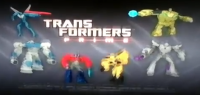 Transformers News: Transformers Prime McDonald's Happy Meal Toys Commercial