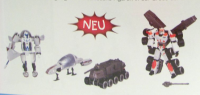 Transformers News: Toy Fair 2011 Nuremberg - Dark Of The Moon Activators and Star Wars Crossovers Revealed