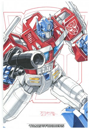 IDW Limited Transformers Collection Vol. 3 - Artwork Preview