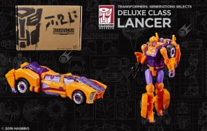 Transformers Generations Selects Lancer is Available Again from Hasbro Pulse