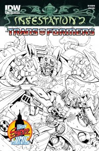 Transformers News: IDW to Appear at First UK Convention in February