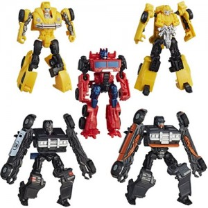 Transformers Bumblebee Movie Toyline Case Breakdown for all Classes