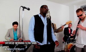 Transformers News: The Transformers Theme Tune - Saturday Morning Slow Jams Cover