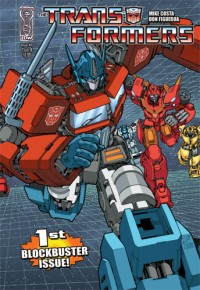 Transformers News: Eight Page Preview of Transformers Ongoing #1 *Spoilers*