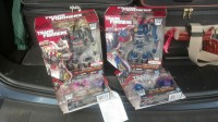 Transformers Generations: Fall of Cybertron Voyager Wave 1 and Data Disc Sets Sighted at Retail