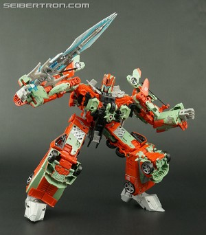 Transformers News: Combiner Wars Fan-Built Victorion and the Rust Renegades Review