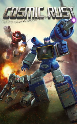 Transformers: Legends Game Event - Cosmic Rust