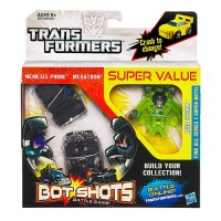 Transformers News: New Toysrus.com Listings: Movie Trilogy Series Optimus Prime, Bot Shots 3-Packs, & TF: Prime Bumblebee Battle Mask