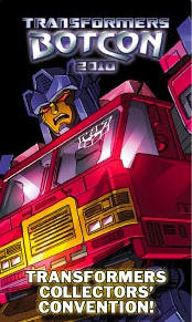 Transformers News: Botcon 2010 Twitter Contest