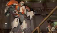 """Transformers Prime Season Finale Preview Clip """"The Question is What?"""""""