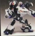 Transformers News: Takara Tomy Toyota FJ Cruise Optimus Prime Update: New Robot Mode Revealed