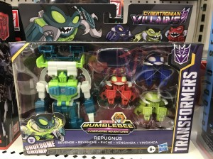 New Transformers Cyberverse Cybertronian Villains Multipacks Discovered
