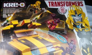 Bumblebee Disc Demolisher Kre-O Set Found at US Retail