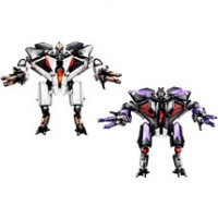 Transformers News: Walmart.com bundle: ROTF Skywarp and Ramjet for only $24!