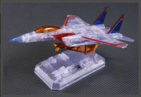 Transformers News: Video Preview of e-hobby MP-03G Starscream Ghost Version