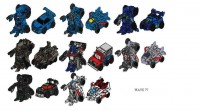 Transformers News: New Bot Shots Revealed: Thundercracker, Jetfire, Lockdown, and Topspin