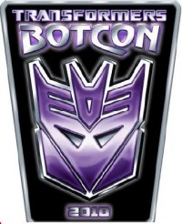 Transformers News: Botcon 2010 Brochure Now Live - Convention Set Revealed: Spark, Streetwise, Clench, Breakdown and Skybyte!