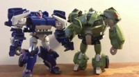 Transformers News: Takara-Tomy Transfomers Prime AM-12 Breakdown video review