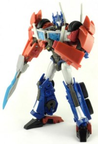 Transformers News: Transformers Prime toyline UK launch date confirmed