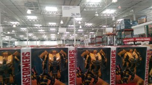 Transformers News: Transformers: Age of Extinction Generations Leader Bumblebee Sighted at US Retail